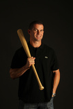 Michael Young No. 10 - Infielder for the Texas Rangers Photo