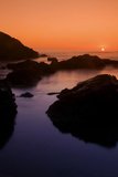 Sonoma Sunset Photographic Print by Vincent James