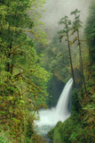 Perfect Metlako Falls Photographic Print by Vincent James