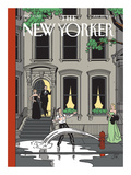 The New Yorker Cover - July 23, 2001 Regular Giclee Print by Jean Claude Floc'h