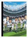 The New Yorker Cover - April 8, 2013 Regular Giclee Print by Mark Ulriksen