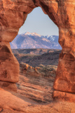 Through the Delicate Arch Photographic Print by Vincent James