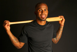Jose Reyes No. 7 - Shortstop for the Miami Marlins Lmina