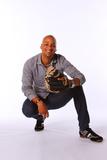 Carlos Corporan No. 22 - Catcher for the Houston Astros Prints