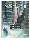 The New Yorker Cover - May 30, 1988 Premium Giclee Print by Jean-Jacques Sempé