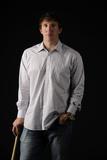 Brent Morel No. 22 - Third Baseman for the Chicago White Sox Print