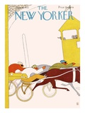 The New Yorker Cover - August 19, 1933 Giclee Print by Gardner Rea