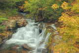 Catskill Roadside Waterfall Photographic Print by Vincent James