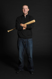 Brian Jeroloman - Catcher for the Cleveland Indians Posters