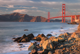 Late Afternoon, Baker Beach, San Francisco Photographic Print by Vincent James