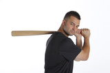Nick Swisher No. 33 - Outfielder for the New York Yankees Plakat