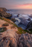 Sunset at Bodega Headlands Photographic Print by Vincent James