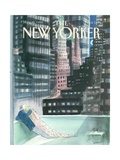 The New Yorker Cover - May 30, 1988 Giclee Print by Jean-Jacques Sempé