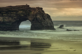 Scene at Natural Bridges, Santa Cruz Photographic Print by Vincent James