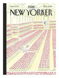 The New Yorker Cover - February 6, 2006 Premium Giclee Print by Jean-Jacques Semp&#233;