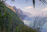 Framed Coast, Kauai Photographic Print by Vincent James