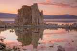 Tufa Sunset at Mono Lake Photographic Print by Vincent James