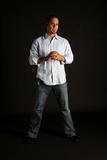 Alberto Castillo - Pitcher for the Arizona Diamondbacks Poster