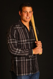 Anthony Rizzo No. 44 - First baseman for the Chicago Cubs Photo