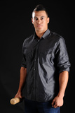 Giancarlo Stanton No. 27 - Right Fielder for the Miami Marlins Photo