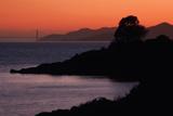 East Shore Sunset, San Francisco Bay Photographic Print by Vincent James