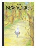 The New Yorker Cover - August 21, 2006 Premium Giclee Print by Jean-Jacques Semp&#233;