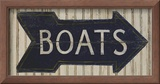 To The Boats Posters by  Zaricor