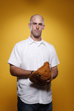 Eric Fryer - Catcher and Outfielder for the Pittsburgh Pirates Posters