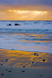 Edge of the Ocean Photographic Print by Vincent James
