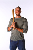 Hunter Pence No. 8  - Outfielder for the San Francisco Giants Prints