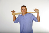 Mike Trout No. 27 - Outfielder for the Los Angeles Angels of Anaheim Photo