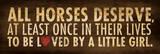 All Horses Kunstdrucke von Stephanie Marrott
