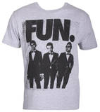 Fun. - Tux (slim fit) T-Shirt