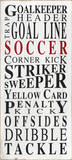 Soccer Goalkeeper Reprodukcje