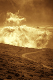 Road in the Clouds Photographic Print by Vincent James