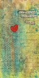 Where Your Treasure Is Art by Cassandra Cushman