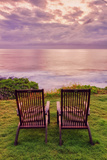 Two in the Morning, Hana Maui Photographic Print by Vincent James