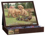 Follow The Leader 500 Piece Jigsaw Puzzle Jigsaw Puzzle