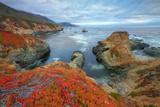 Seascape at Soberanes Point Fotografisk trykk av Vincent James