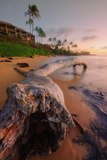 Condo Sunrise, East Kauai Photographic Print by Vincent James