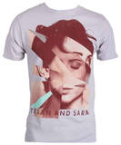 Tegan and Sara - Prism (slim fit) T-shirts