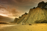 Beachscape Near Gualala Photographie par Vincent James