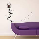 Gatti (sticker murale) Decalcomania da muro