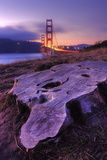 Scene at Golden Gate South Photographic Print by Vincent James
