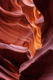Antelope Canyon Abstract  Layers of Color