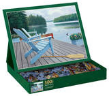 Lakeside Retreat 500 Piece Jigsaw Puzzle Jigsaw Puzzle