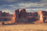 Morning Outside Moab, Utah Photographic Print by Vincent James