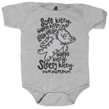Infant: Big Bang Theory - Soft Kitty Onesie Shirt