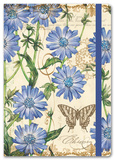 Blue Chicory  Deluxe Journal Journal