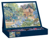 Lupines 500 Piece Jigsaw Puzzle Jigsaw Puzzle